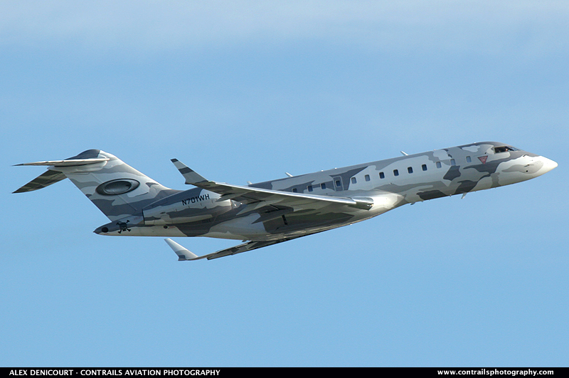 Contrails Aviation Photography Private Oakley Inc Bombardier Bd 700 1a10 Global Express